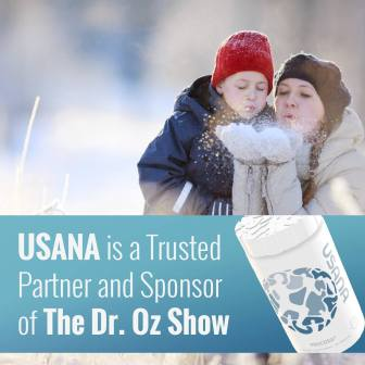 USANA and Dr OZ